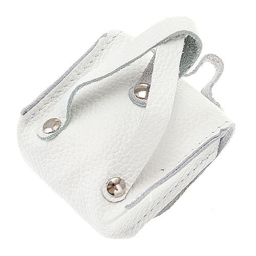 First Communion hand-bag leather rosary case 2