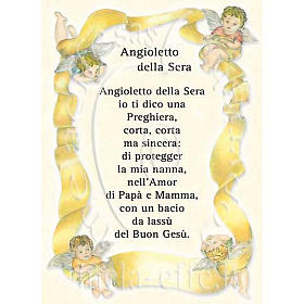 Kartka z życzeniami 'Angioletto della Sera' s1