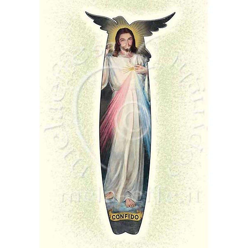 Divine Mercy card 4