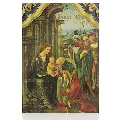 merry christmas religious card 1