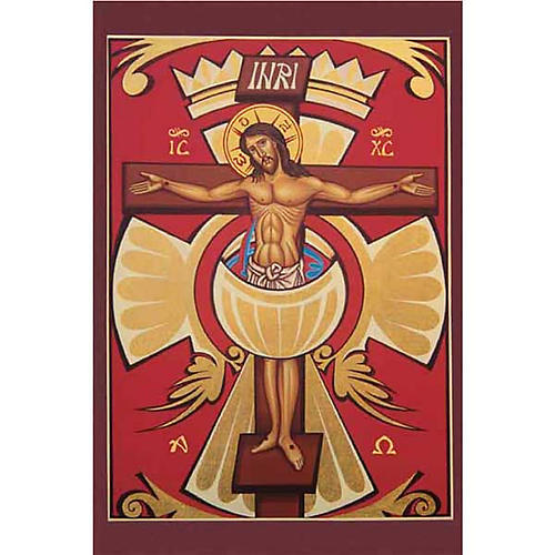 Santino Cresima croce dello Spirito Santo 1