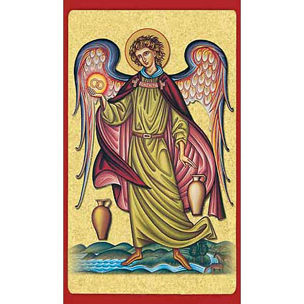 Estampa Ángel del Amor 4