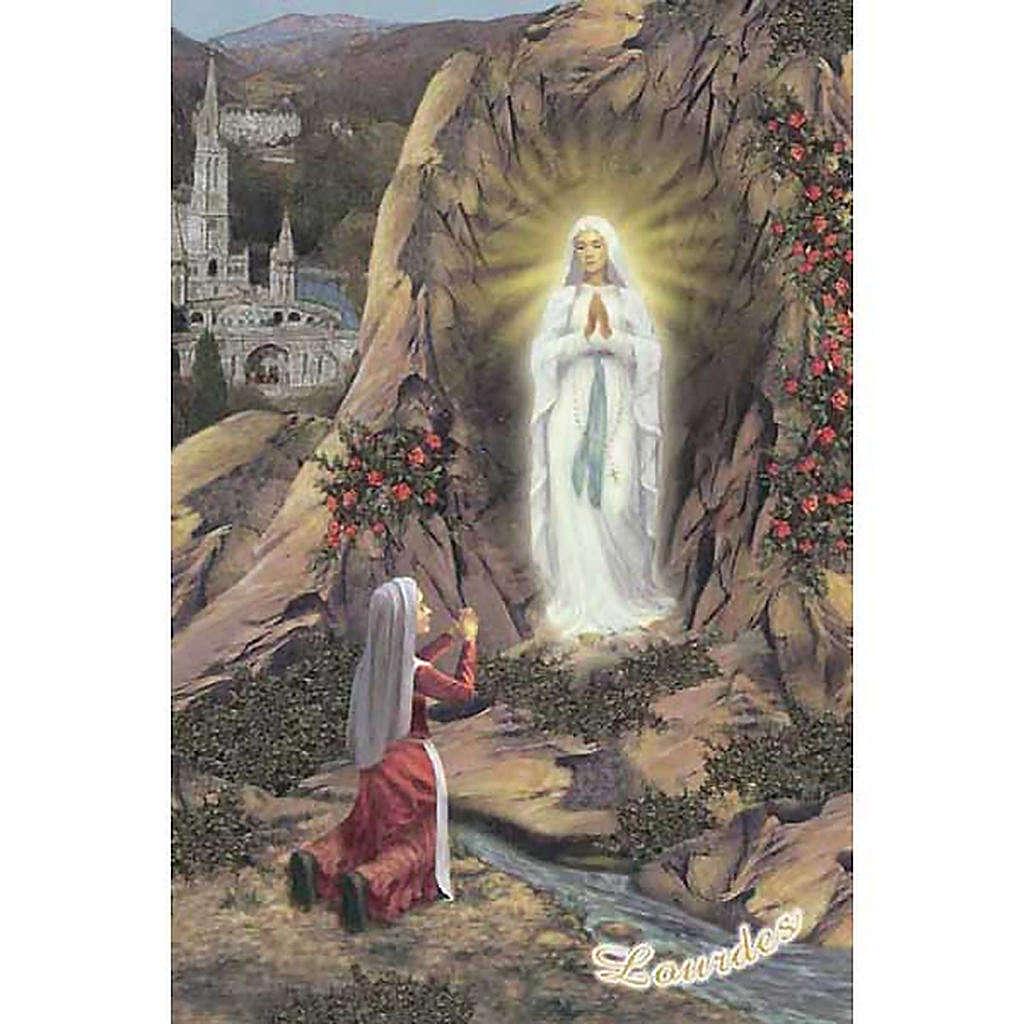 Santino Grotta di Lourdes e Santuario 4