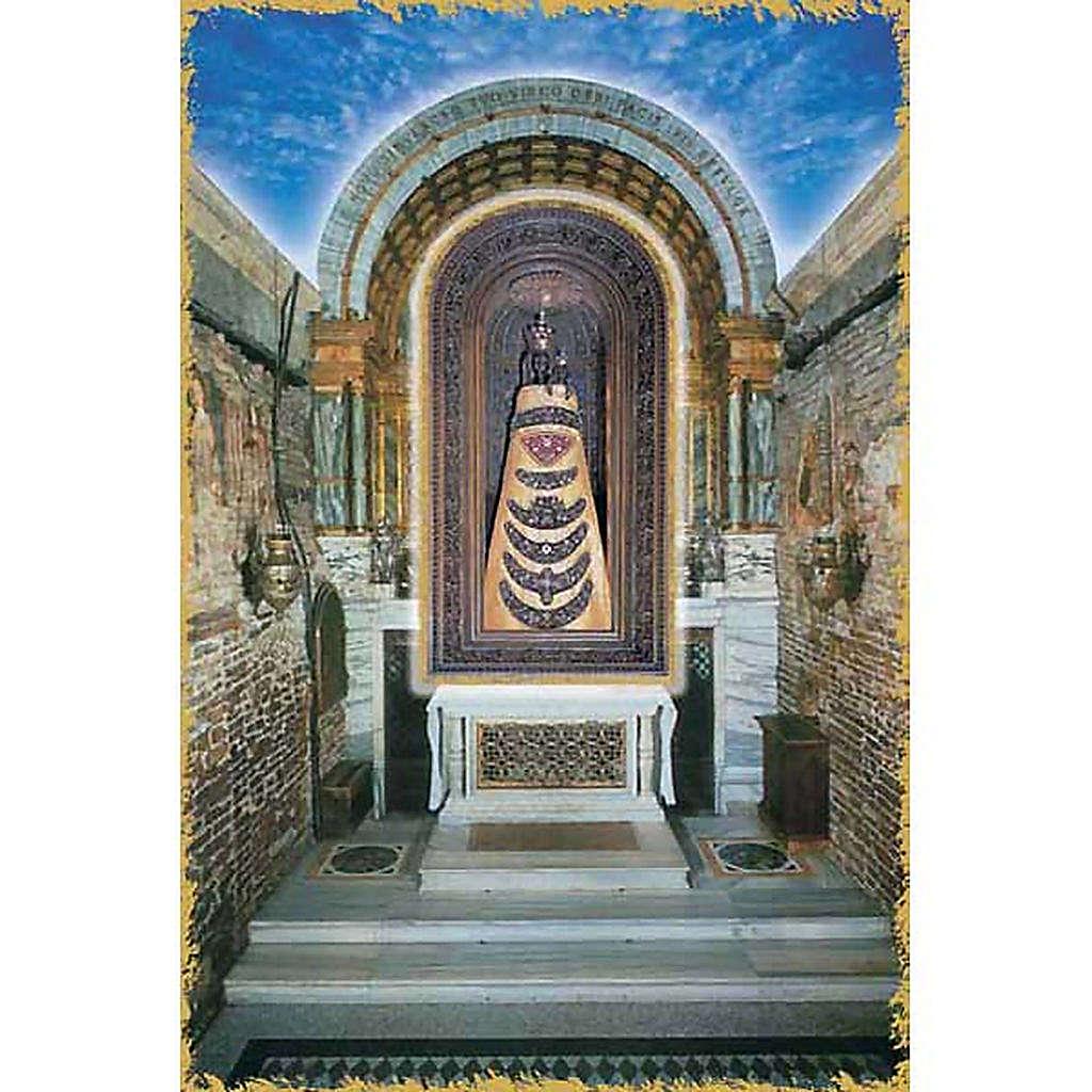 Image de dévotion Notre-Dame de Lorette autel 4