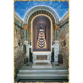 Image de dévotion Notre-Dame de Lorette autel s1