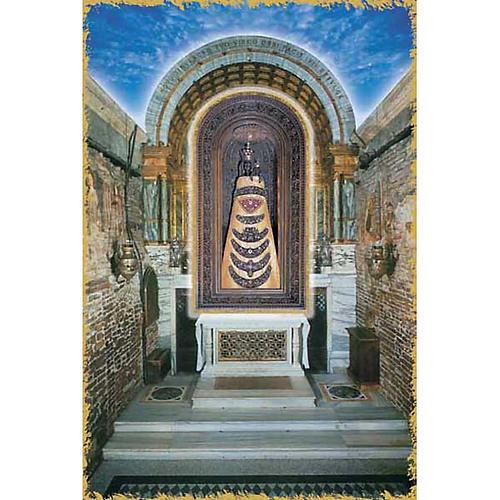Image de dévotion Notre-Dame de Lorette autel 1