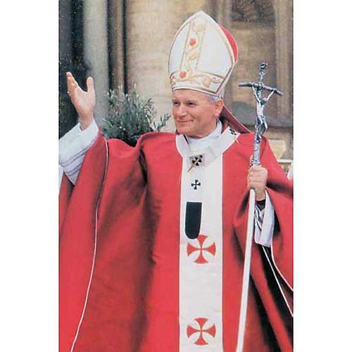 Santino Giovanni Paolo II 1