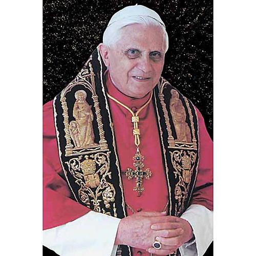 Santino Benedetto XVI 1