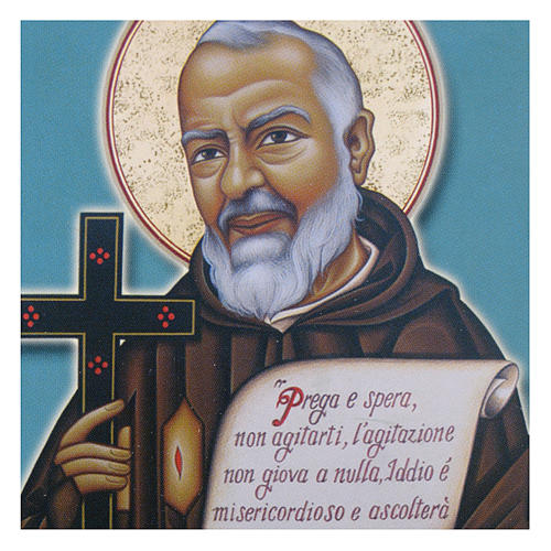 Santino San Padre Pio da Pietrelcina 2