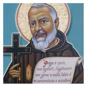 Obrazek święty Ojciec Pio z Pietrelcina s2