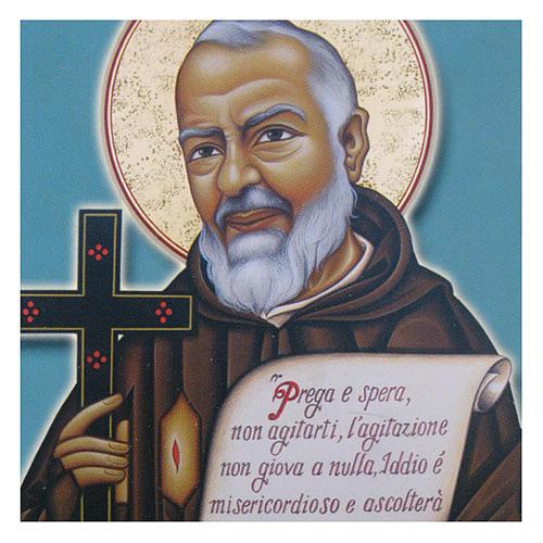 Obrazek święty Ojciec Pio z Pietrelcina 2