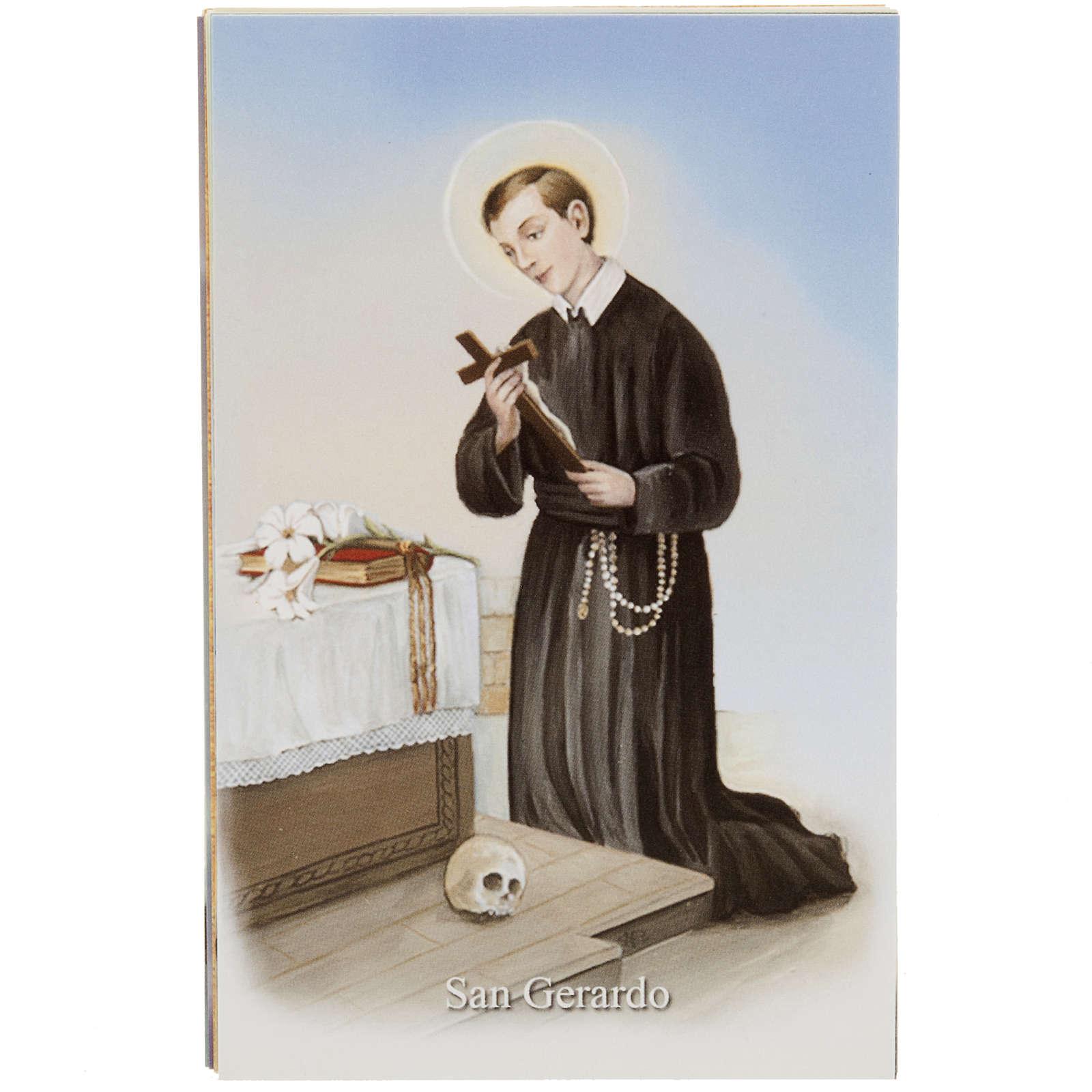 Santino S. Gerardo preghiera 4