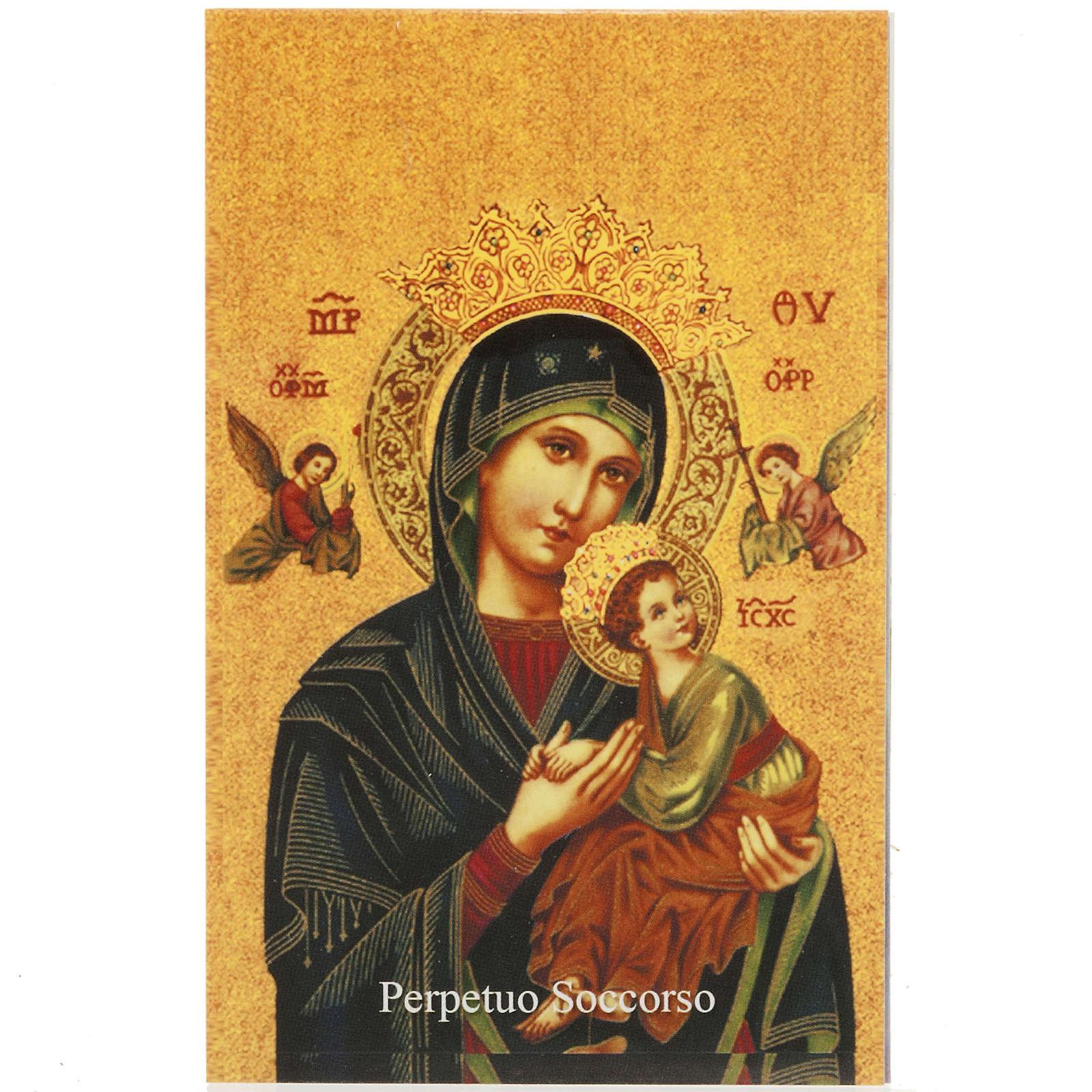 Santino Madonna del Perpetuo soccorso 4