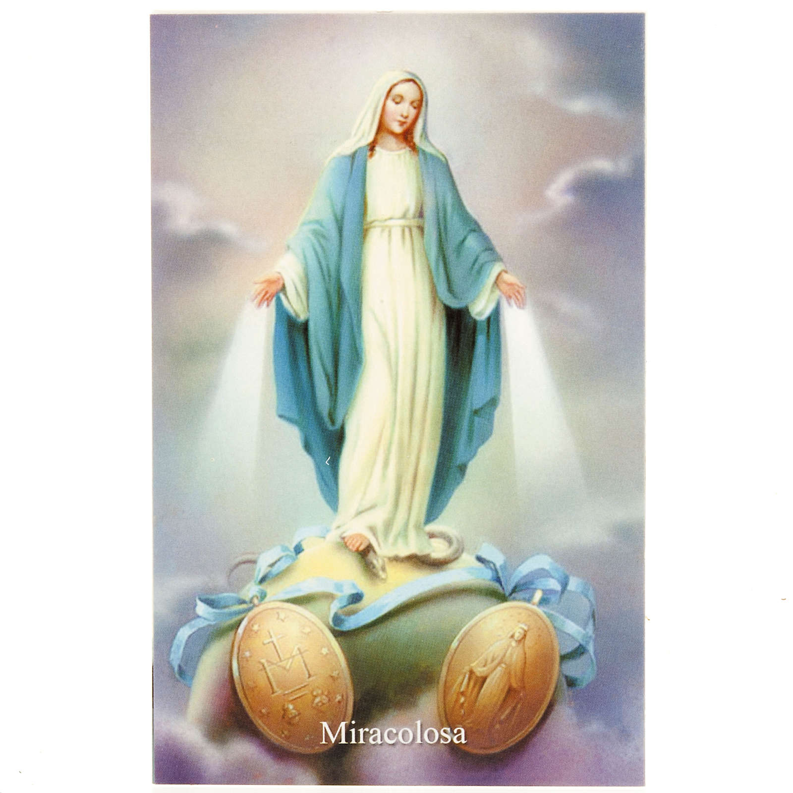 Image pieuse Vierge Miraculeuse 4