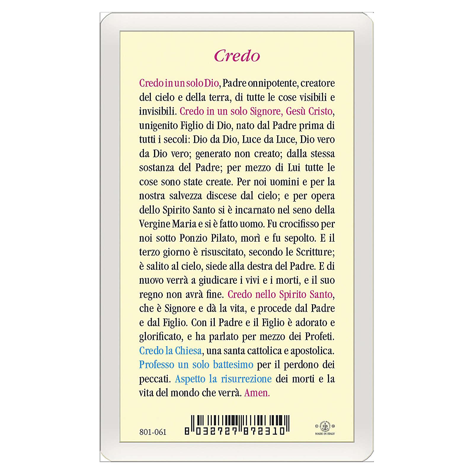 Santino Trinità Credo ITA 10x5 4