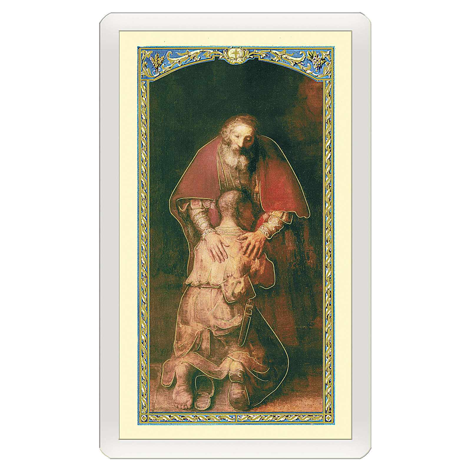 Santino Figliol Prodigo Cantiamo o Padre il Tuo Amore ITA 10x5 4