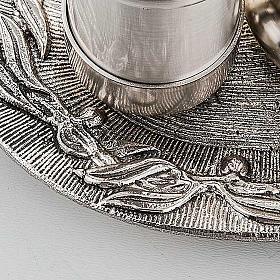 Baptism set olive leaf decor s2