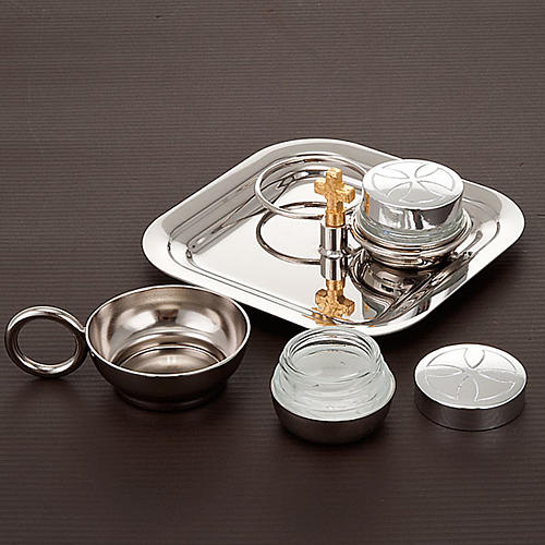 Servizio battesimo argento 2