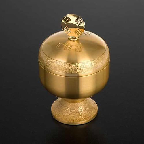 Holy Oils: Stocks glossy brass 4
