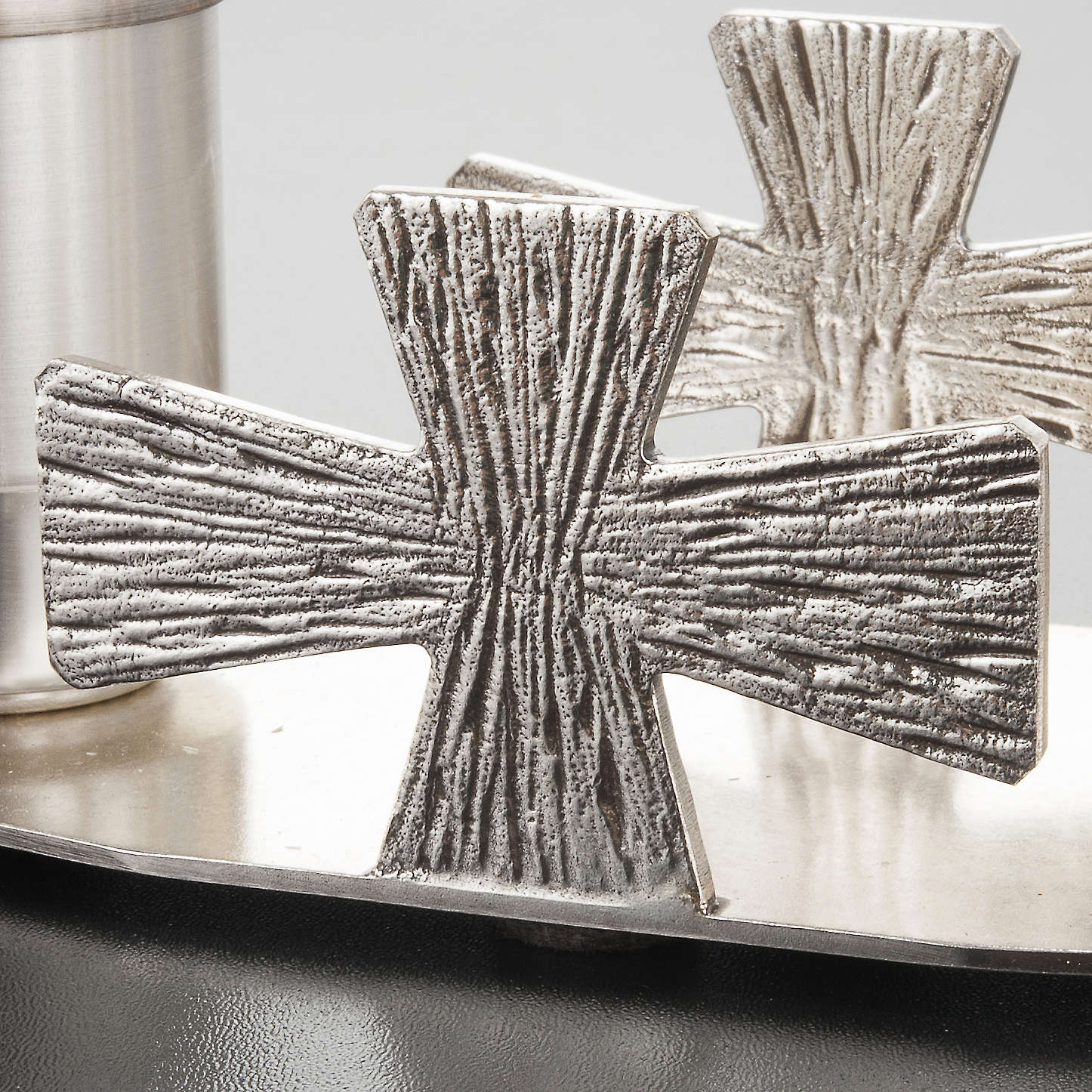 Baptism set with crosses 3