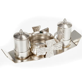 Baptism set with crosses s1