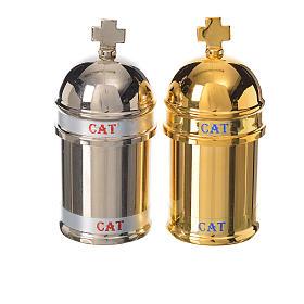 Ampoule huile catéchumène modèle Vintage s1