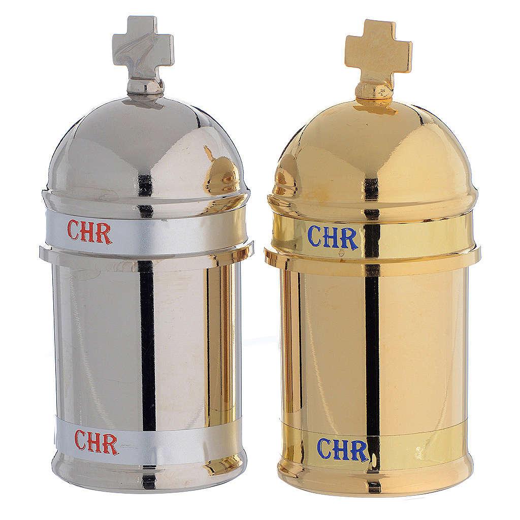 Gläschen heilige Öle Chrisma Mod. Vintage 3