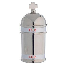 Vaso aceite sagrado crisma Vintage s2