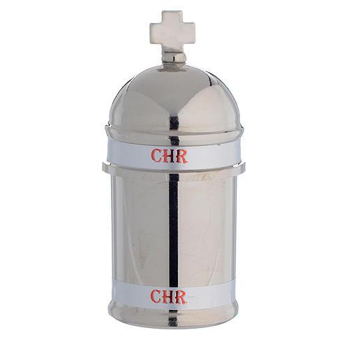 Vaso aceite sagrado crisma Vintage 2