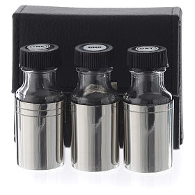 Bag with 3 bottles for Holy Oils 30cc s1