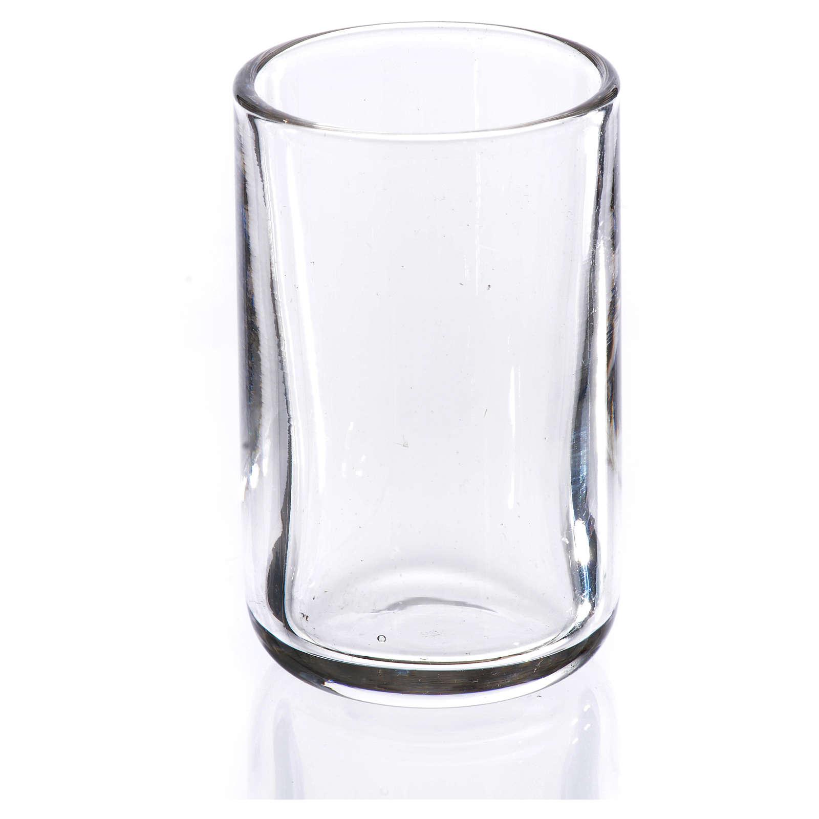 Repuesto de vidrio para crismera santos óleos 3