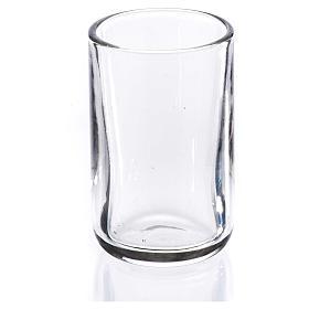 Repuesto de vidrio para crismera santos óleos s1