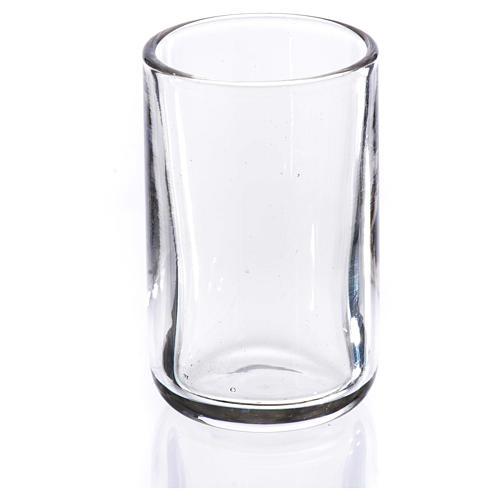 Repuesto de vidrio para crismera santos óleos 1
