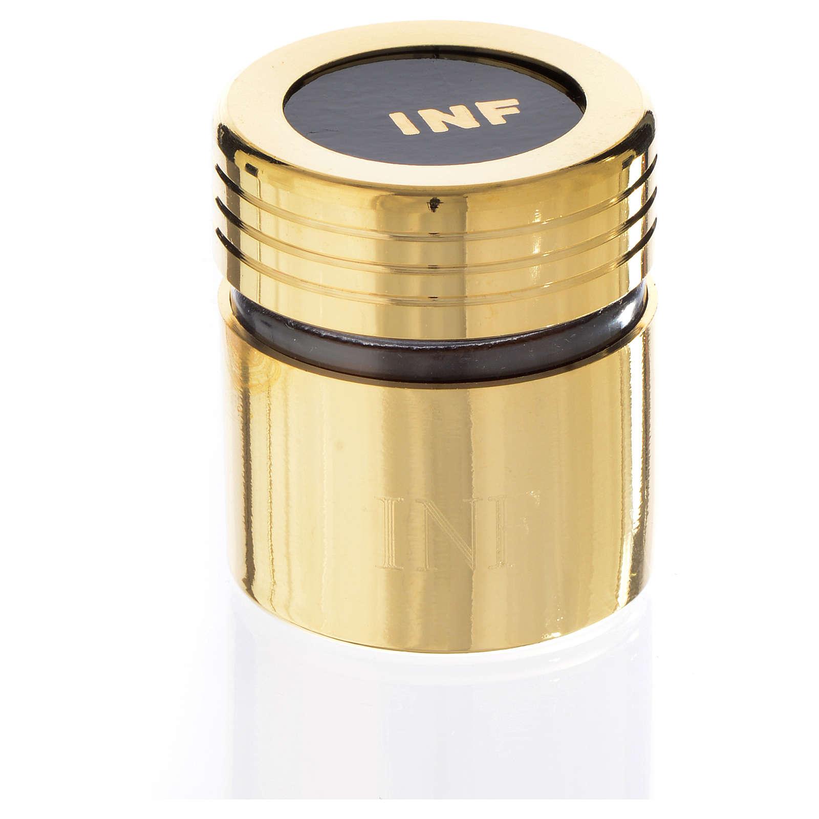 Ampoule huiles saintes renforcée INF 3