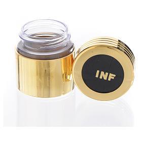 Ampoule huiles saintes renforcée INF s2