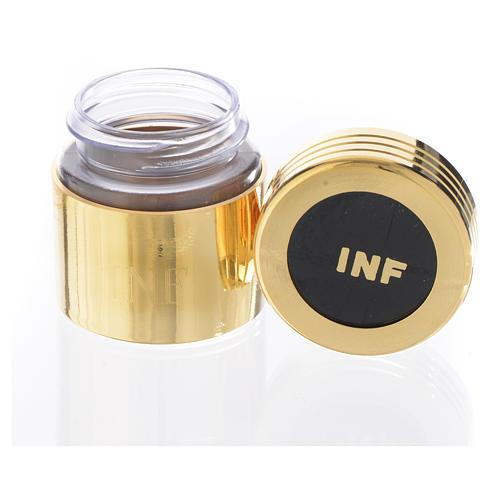 Ampoule huiles saintes renforcée INF 2