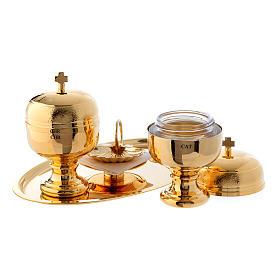 Servizio battesimo dorato s2