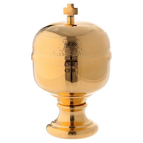 Ampoule pour Huiles Saintes CHR (Chrisme) 1
