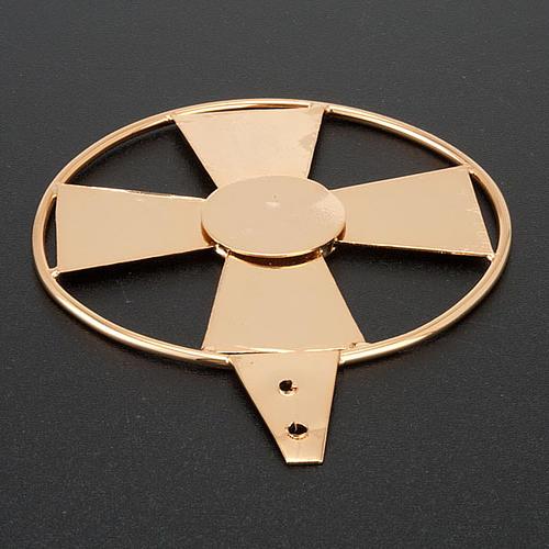 Rays halo cross shaped 2