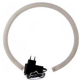 Auréole tubulaire plexiglas s3