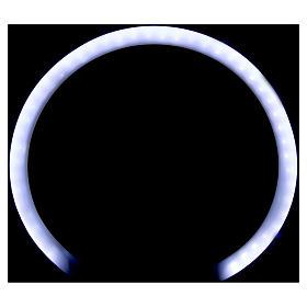 Aureola tubolare plexiglass s2