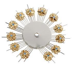 Stellario ottone filigrana oro argento s1
