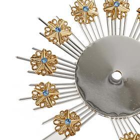 Stellario ottone filigrana oro argento s2