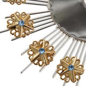 Stellario ottone filigrana oro argento s3