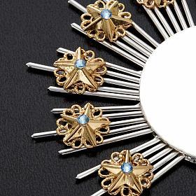 Stellario ottone filigrana oro argento s5