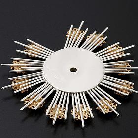 Stellario ottone filigrana oro argento s6