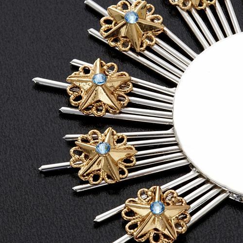 Stellario ottone filigrana oro argento 5