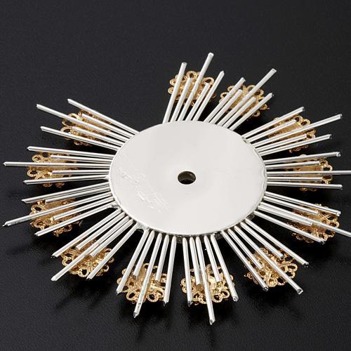 Stellario ottone filigrana oro argento 6
