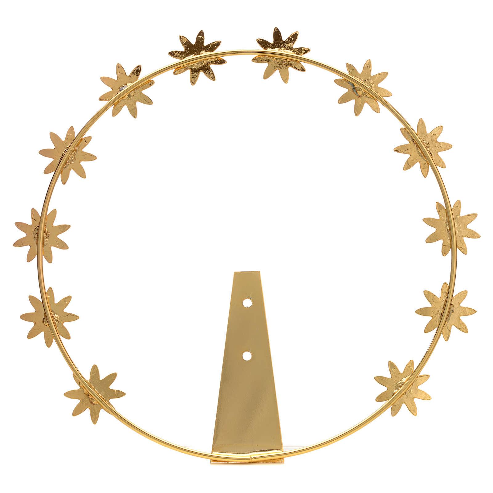 Aureola con stelle 8 punte 3