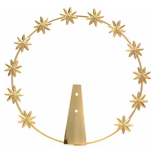 Aureola con stelle 8 punte 1